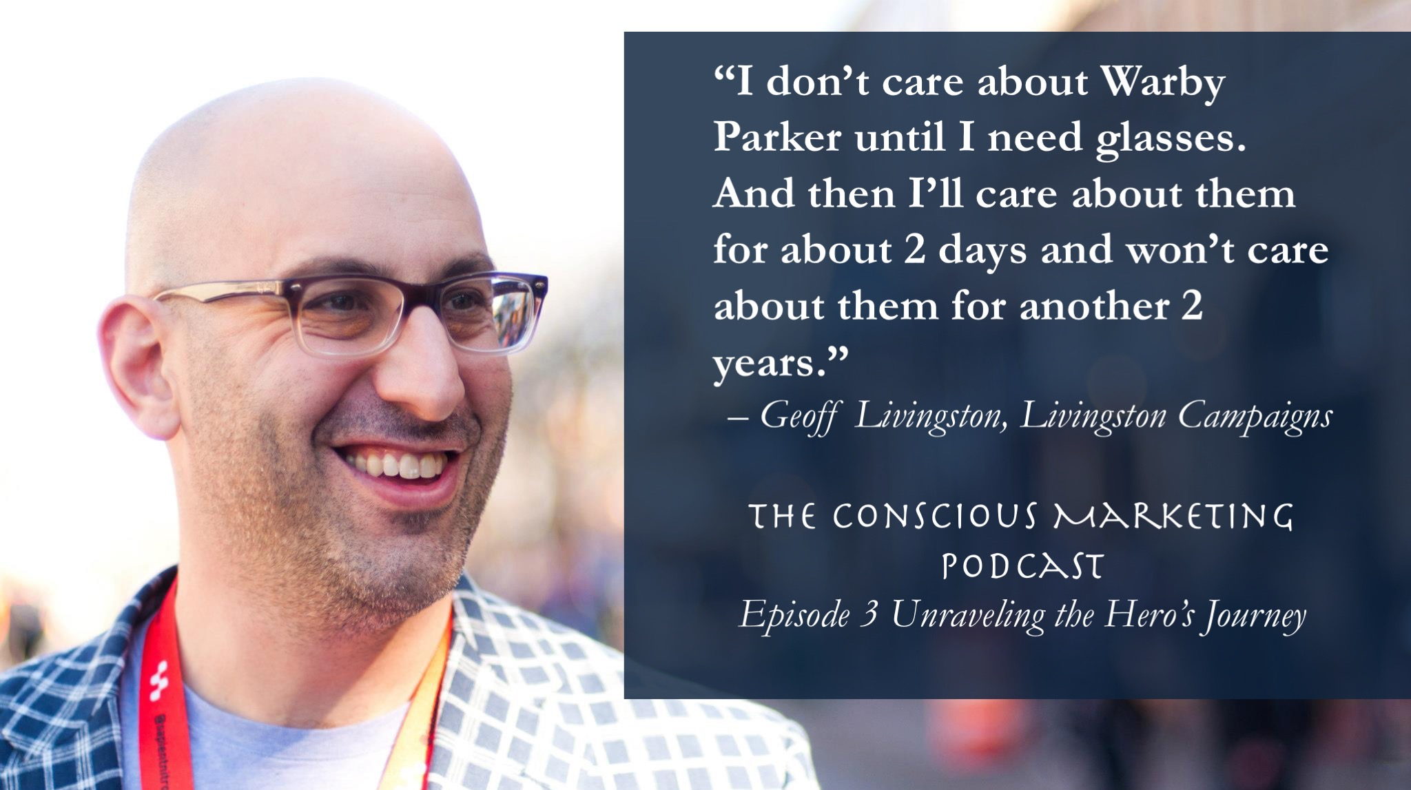 Geoff on Warby Parker