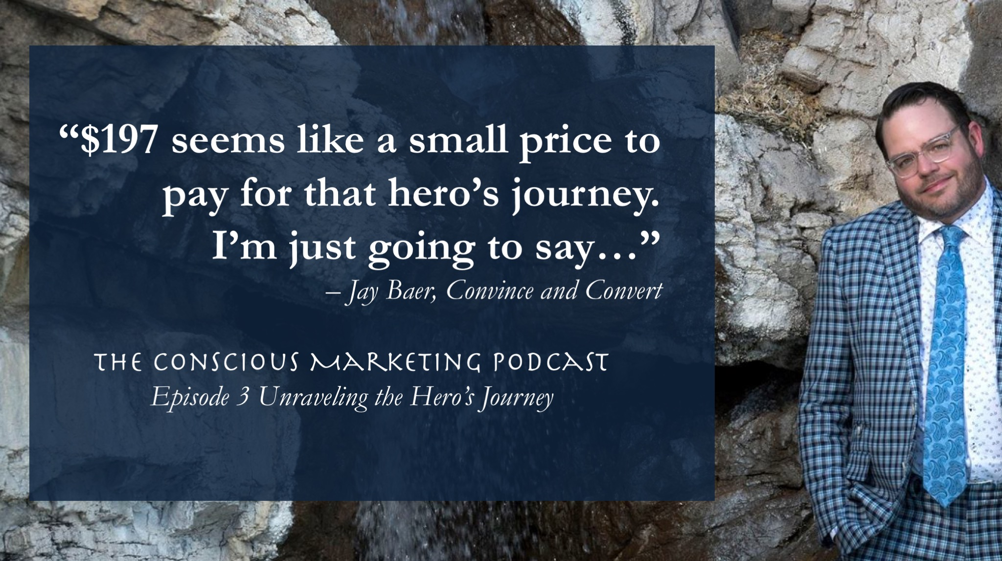 Jay Baer on the Hero's Journey