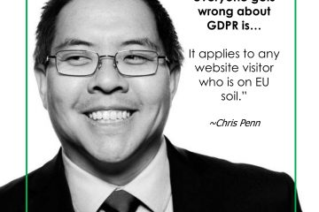 Christopher Penn Quote