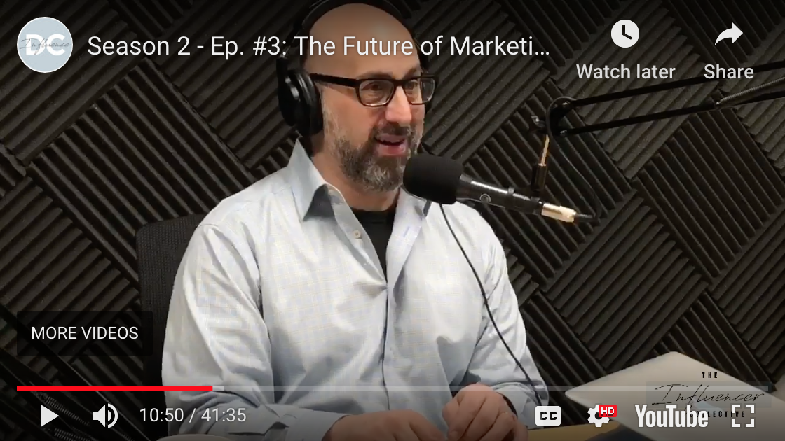 Dose of Your Future Podcast with Geoff Livingston